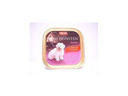Animonda Vom Feinsten Junior paštika pro psy hovezí+drůbeží 150g