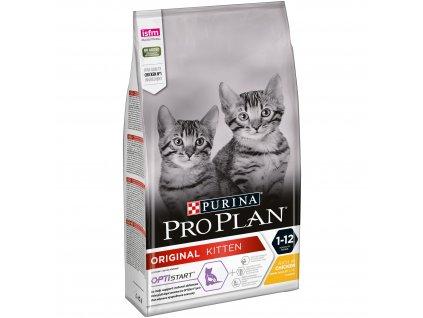 Purina Pro Plan Cat Kitten kuře 1,5kg