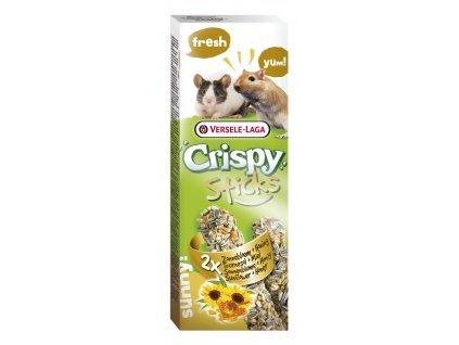 Versele-Laga Crispy Sticks tyčinky slunečnice a med 2x55 g