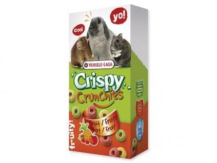 Versele-Laga Crispy Crunchies s ovocem 75g