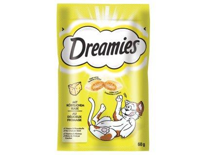 DREAMIES pochoutky sýrové 60g
