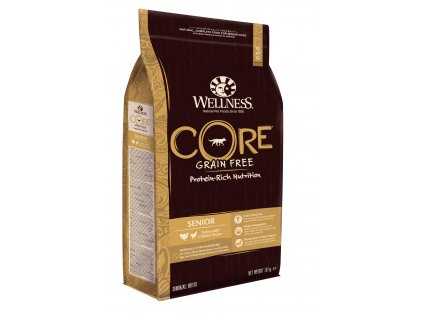 Wellness CORE Senior Turkey with Chicken Recipe 1,8kg