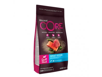 Wellness CORE Small Breed Ocean Salmon Recipe 1,5kg