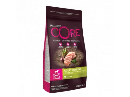 Wellness CORE Small Breed Healthy Weight Turkey Recipe 1,5kg