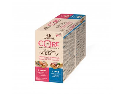Wellness CORE Signature Selects Flaked Selection Multipack