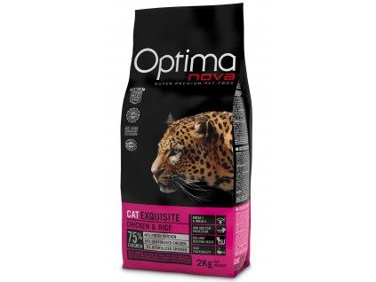 OPTIMAnova CAT EXQUISITE  2kg