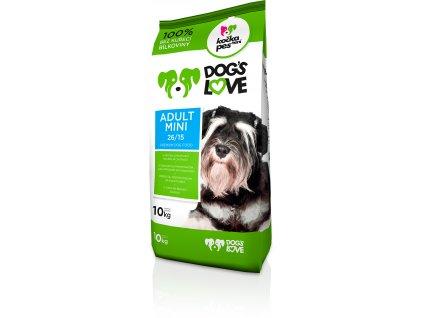 Dogs love Adult Mini 10kg