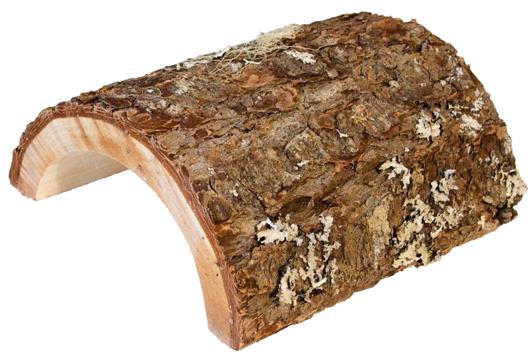 Zoomed ZMD přírodní dřevěná skrýš L