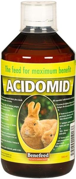 Samohýl Acidomid kralik 500ml