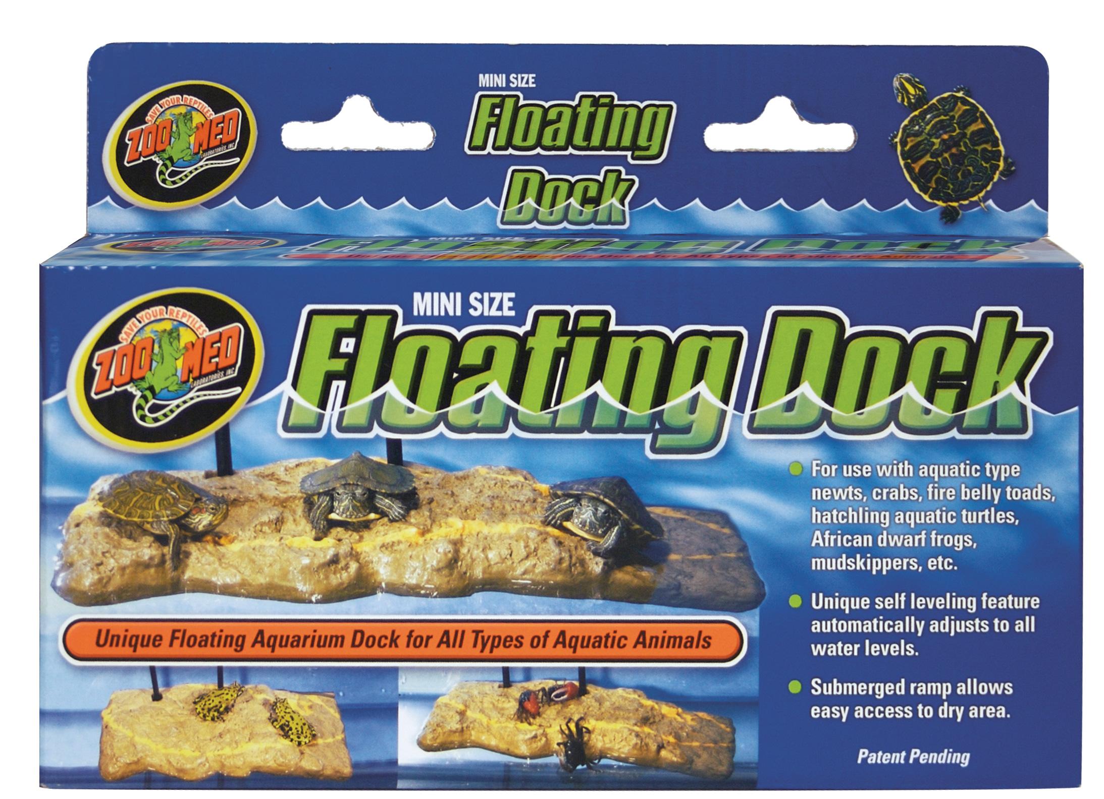 Zoomed Ostrov pro želvy Turtle Dock Mini
