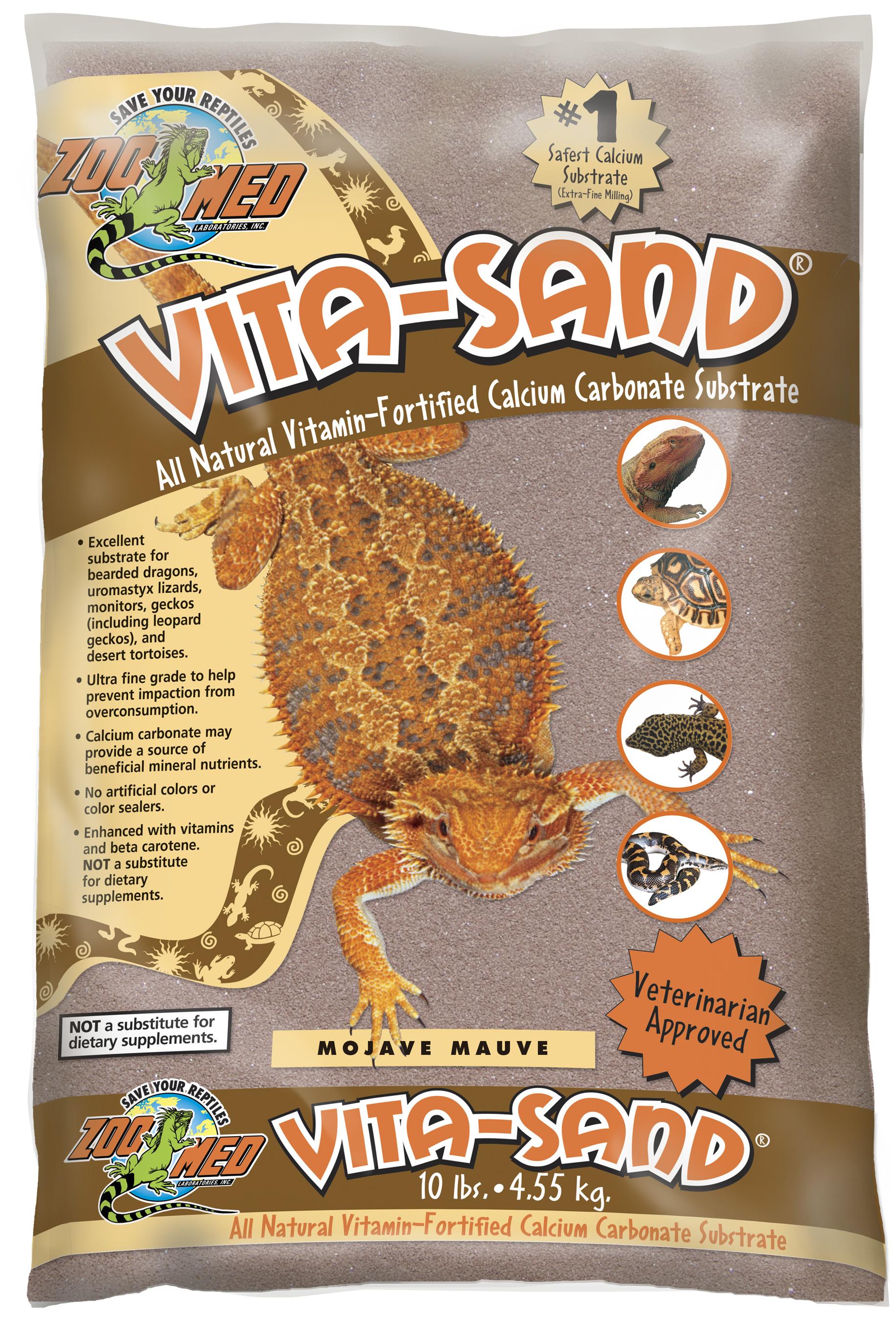 Zoomed Vita-Sand® Terarijní písek - fialová