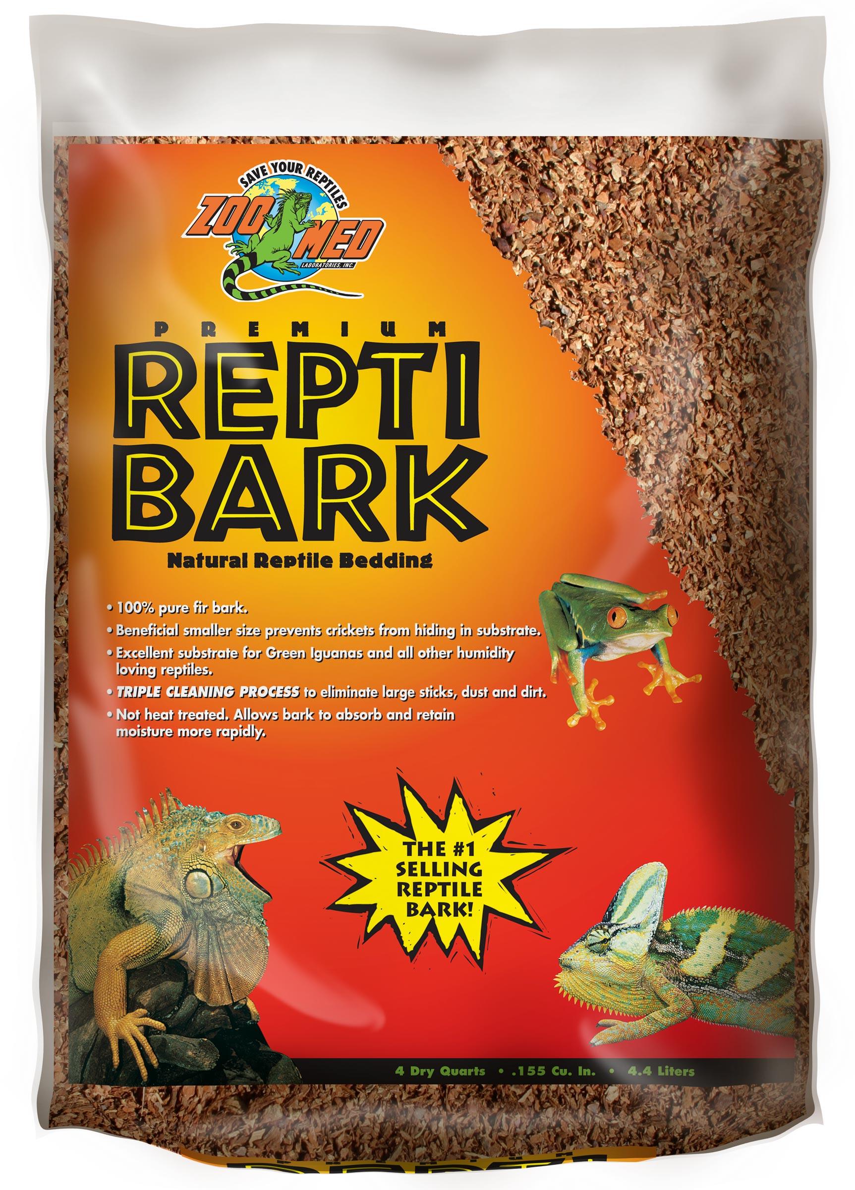 Zoomed Substrát Repti Bark
