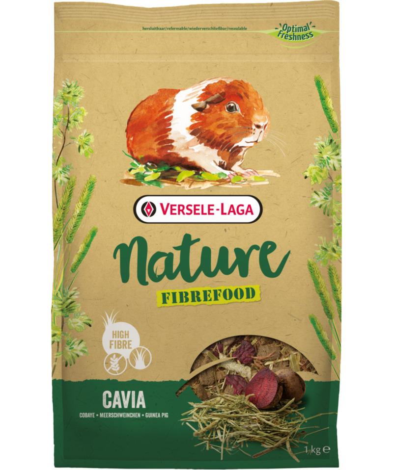 Versele-Laga Nature Fiberfood Cavia 1kg