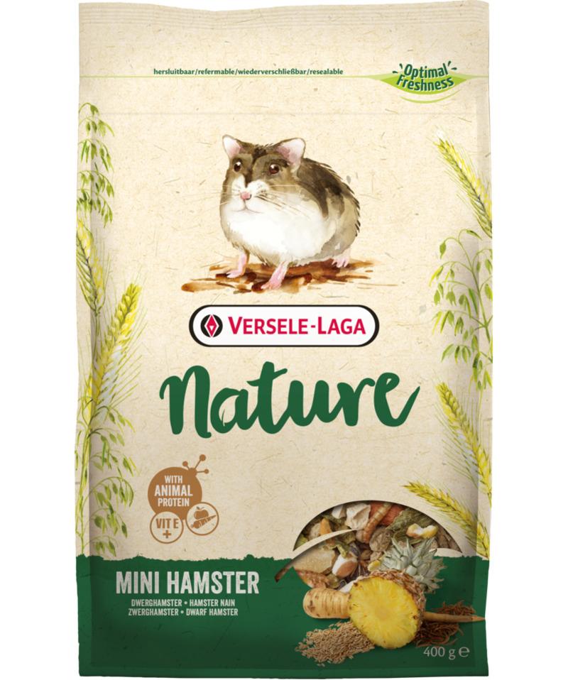 Versele-Laga Nature Mini Hamster pro křečíky 400g