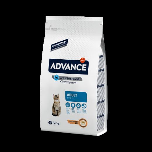 ADVANCE CAT Adult kuře a rýže 15kg