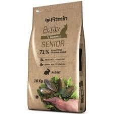 Fitmin cat Purity Senior - 10 kg