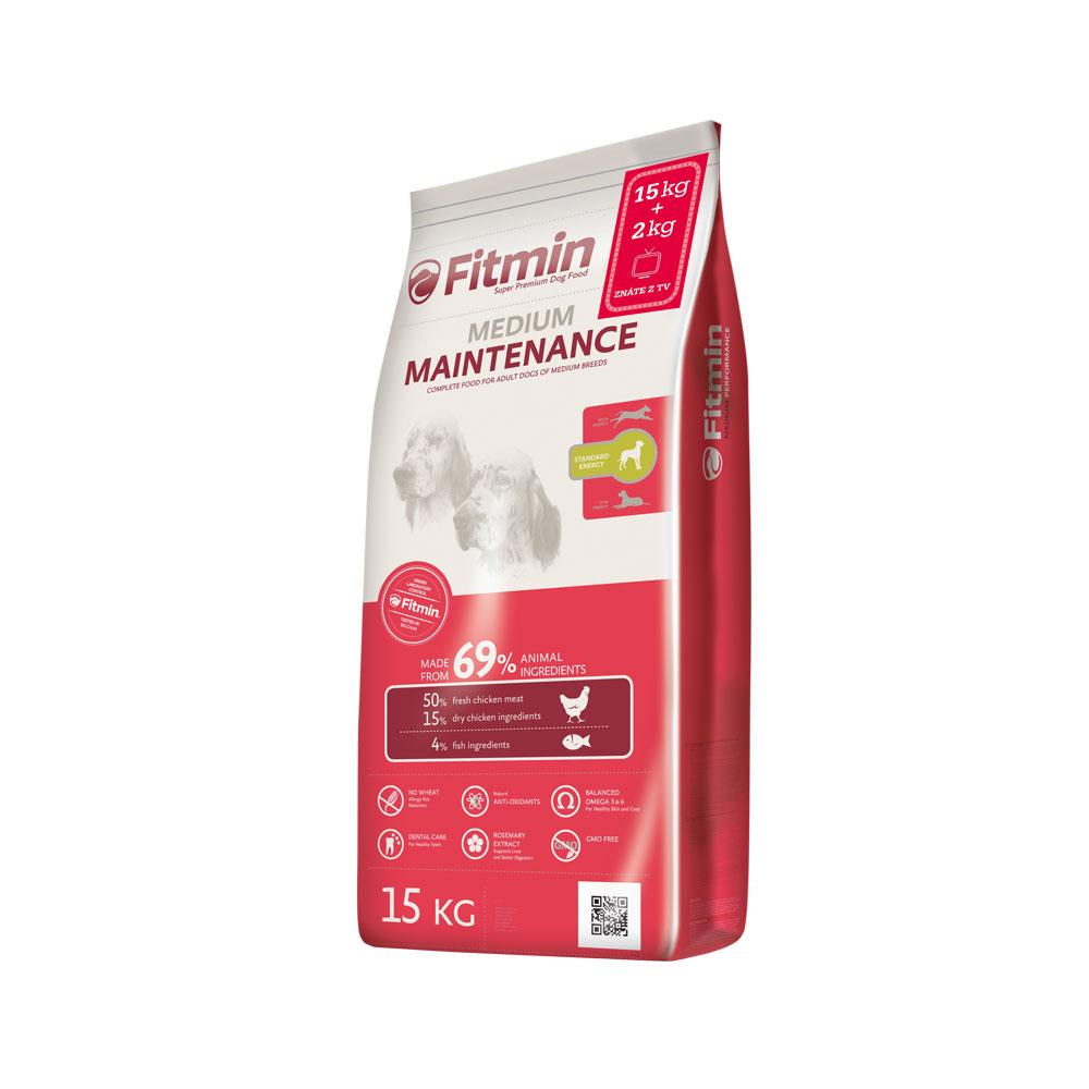 Fitmin medium maintenance 15+2kg
