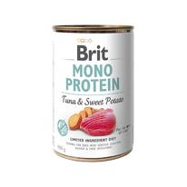 Brit Care Konzerva Brit Mono Protein Tuna & Sweet Potato 400g