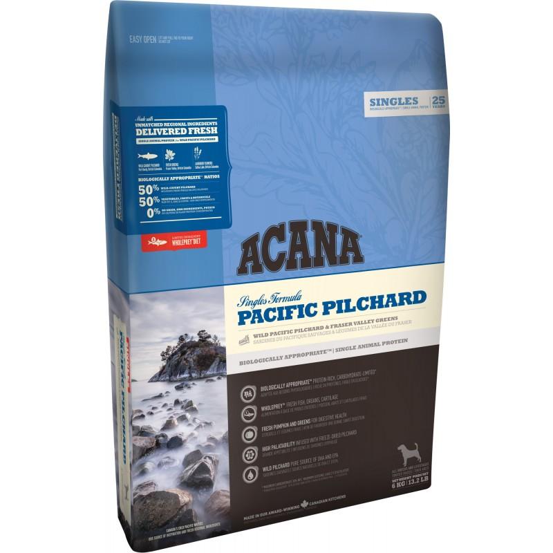 Acana SINGLES Pacific Pilchard 6kg