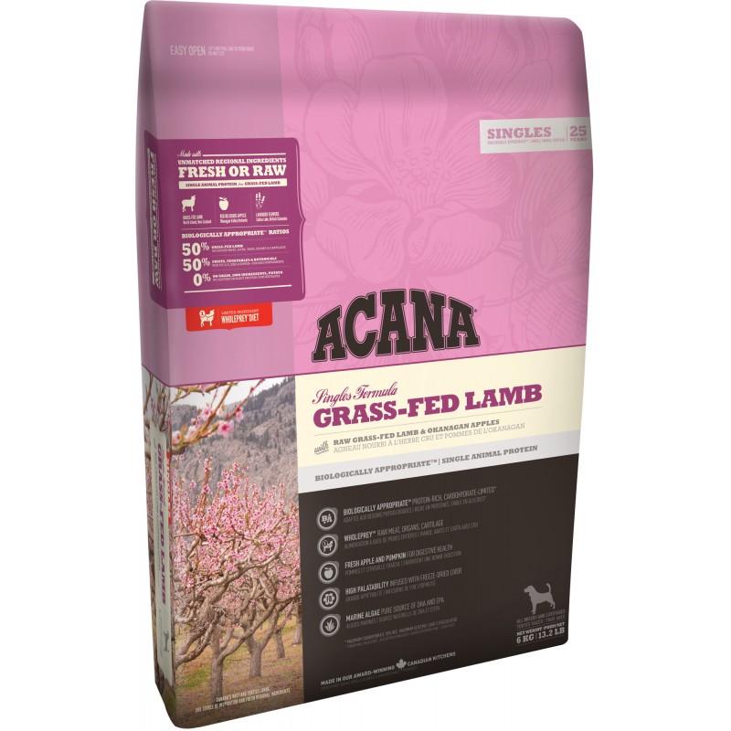 Acana SINGLES Grass-fed Lamb 2kg