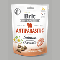 Brit Care Dog Snack Antiparasitic Salmon 150g