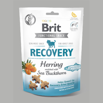 Brit Care Dog Snack Recovery Herring 150g