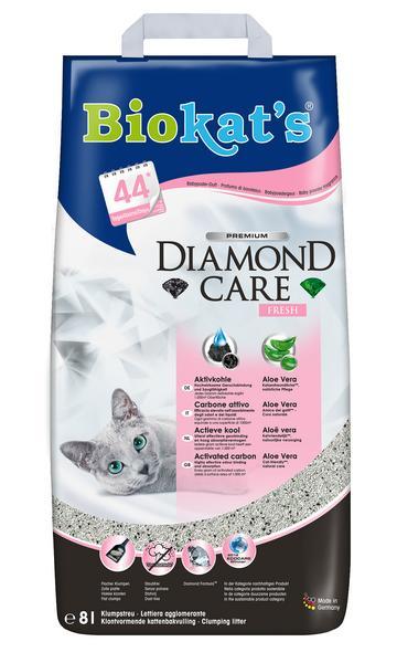 Biokat's Podestýlka BIOKATS Diamond Fresh 8l