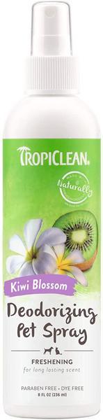 Tropiclean sprej deodorantní pro zvířata kiwi 236ml