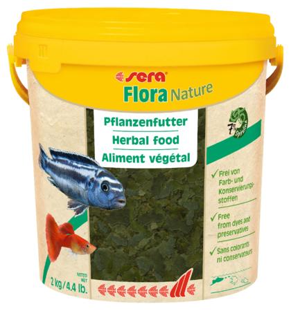 Sera - Flora Nature 10l