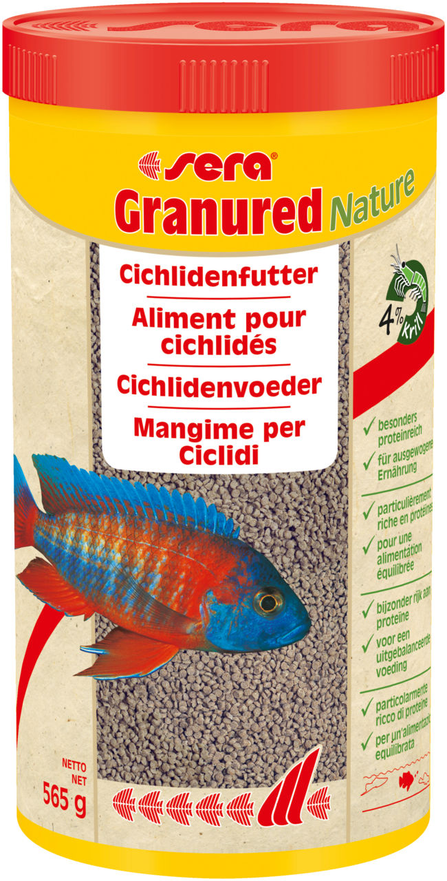 Sera - Granugreen Nature 1000 ml