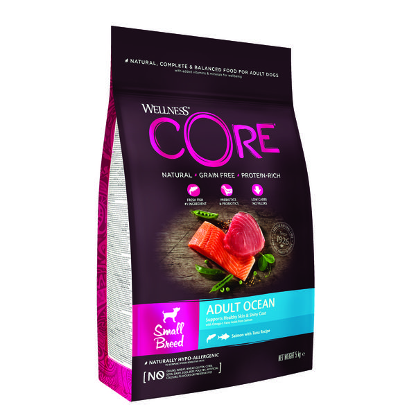 Wellness Core Dog Small Breed Adult Ocean 5kg