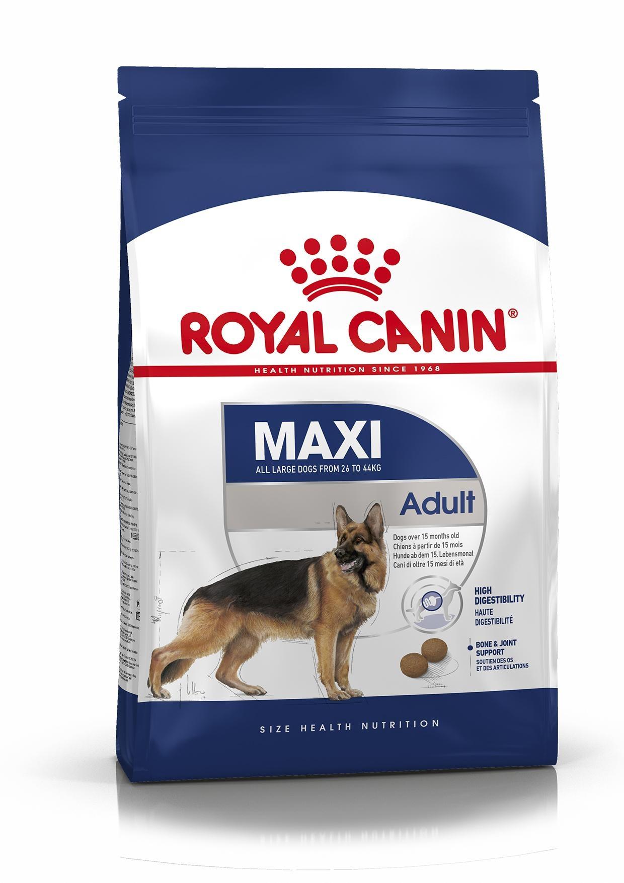 Royal Canin Maxi Adult 4 kg