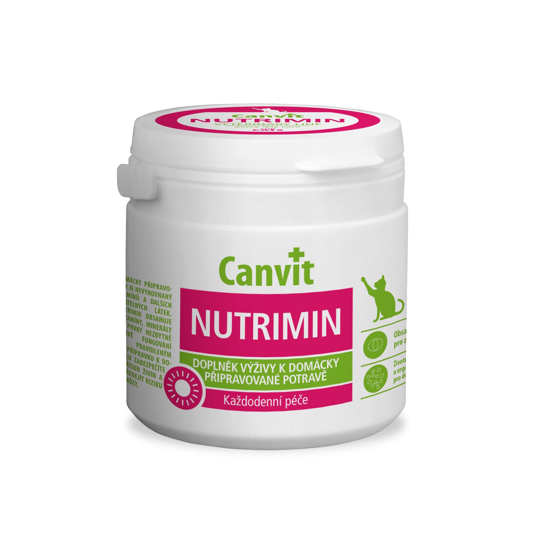 Canvit Nutrimin Cat 150 g