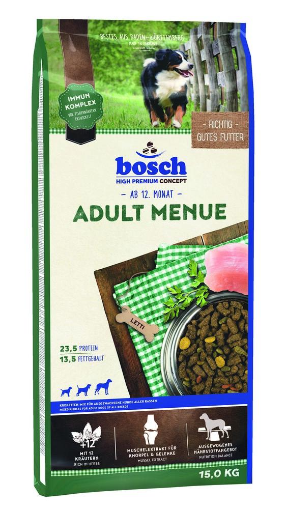 BOSCH HPC Adult Menue 15kg