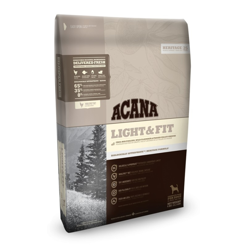 Acana HERITAGE Class. Light and Fit 6kg