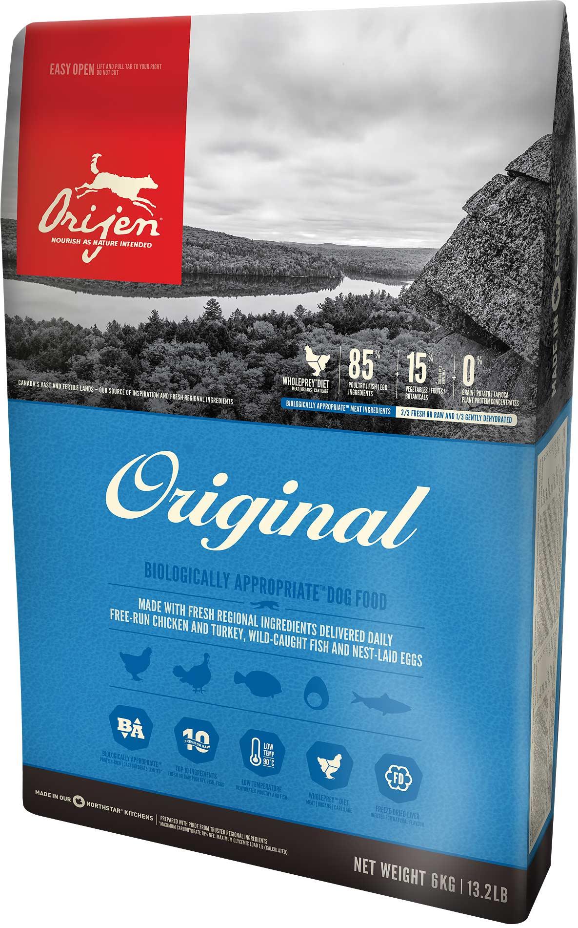 Orijen Dog Original 11,4kg