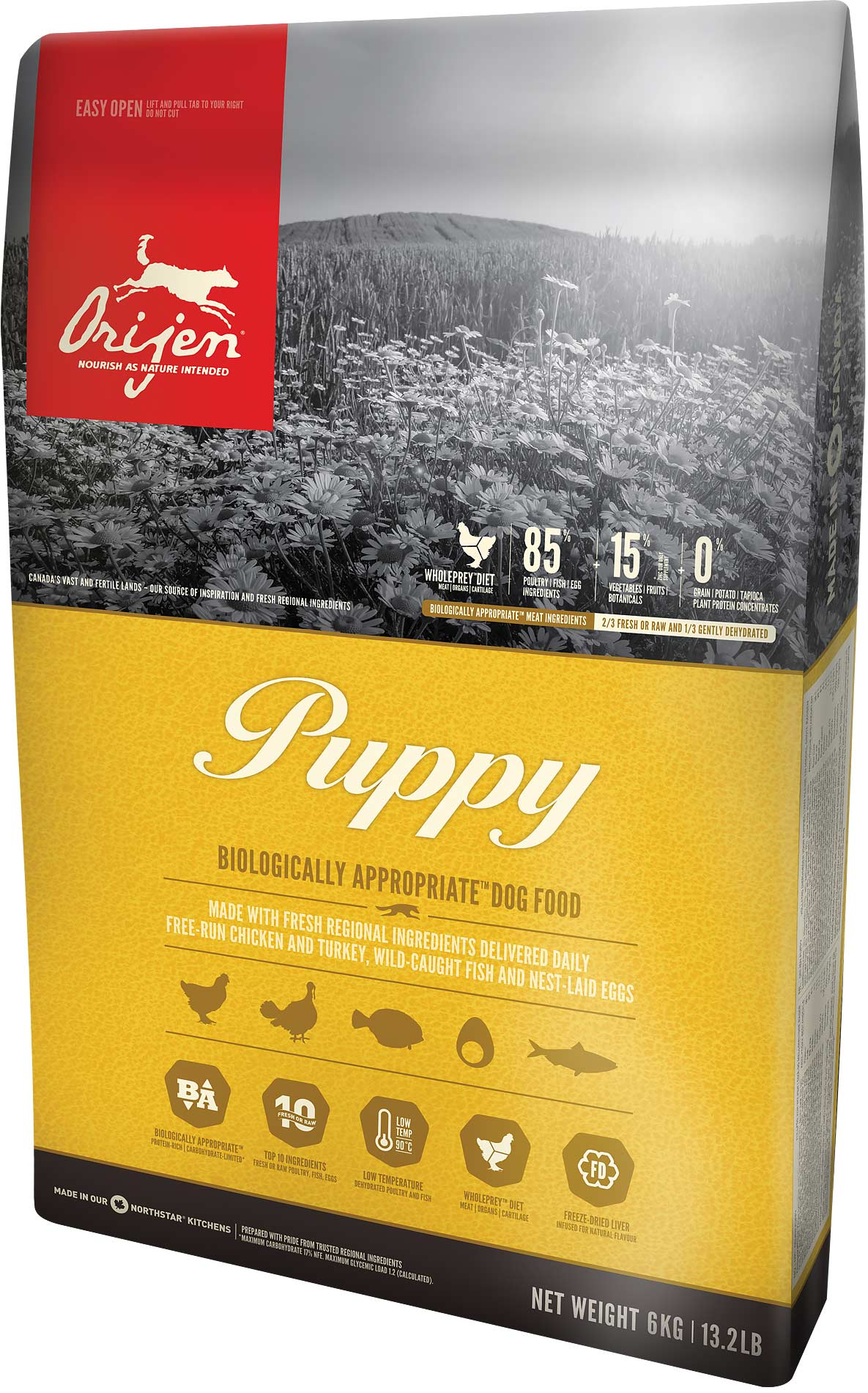 Orijen Dog Puppy 11,4kg