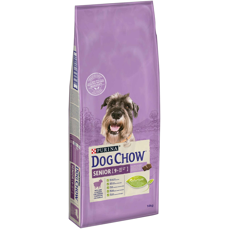 Purina Dog Chow Senior Lamb & Rice 14 kg