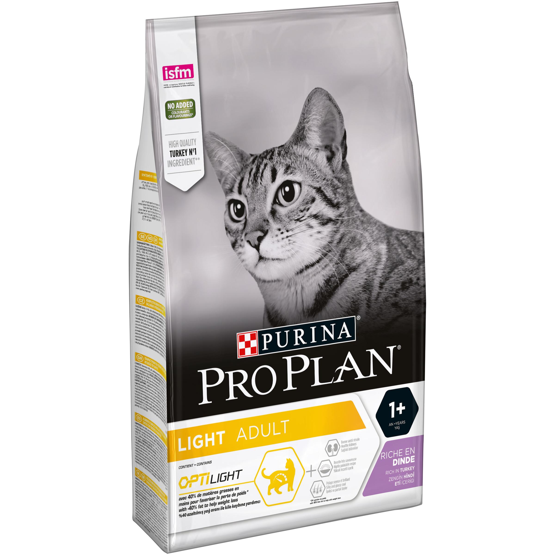 Purina Pro Plan Cat Light Turkey 3kg