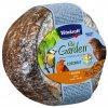 Vitakraft Vita Garden plněný kokos 1/2 s moučnými červy
