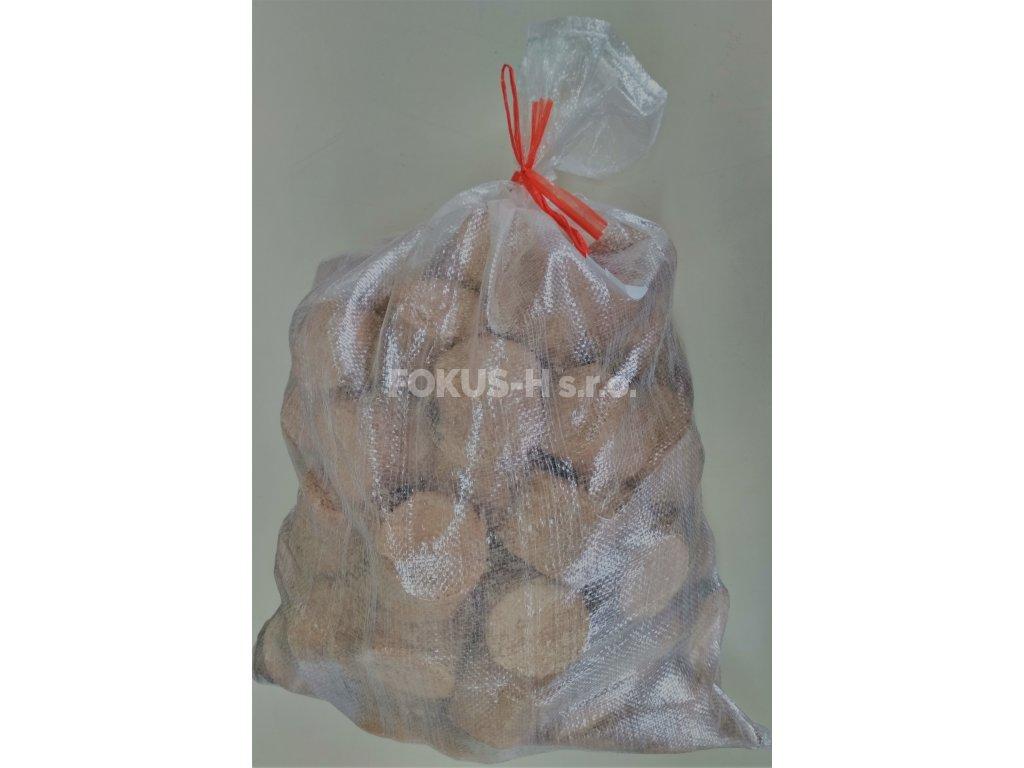 Brikety borovice 15kg