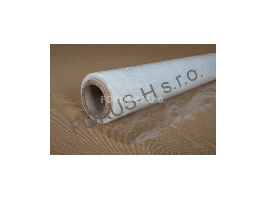 Ruční strečová folie čirá, 50 cm, 1,9 kg, 20 mic