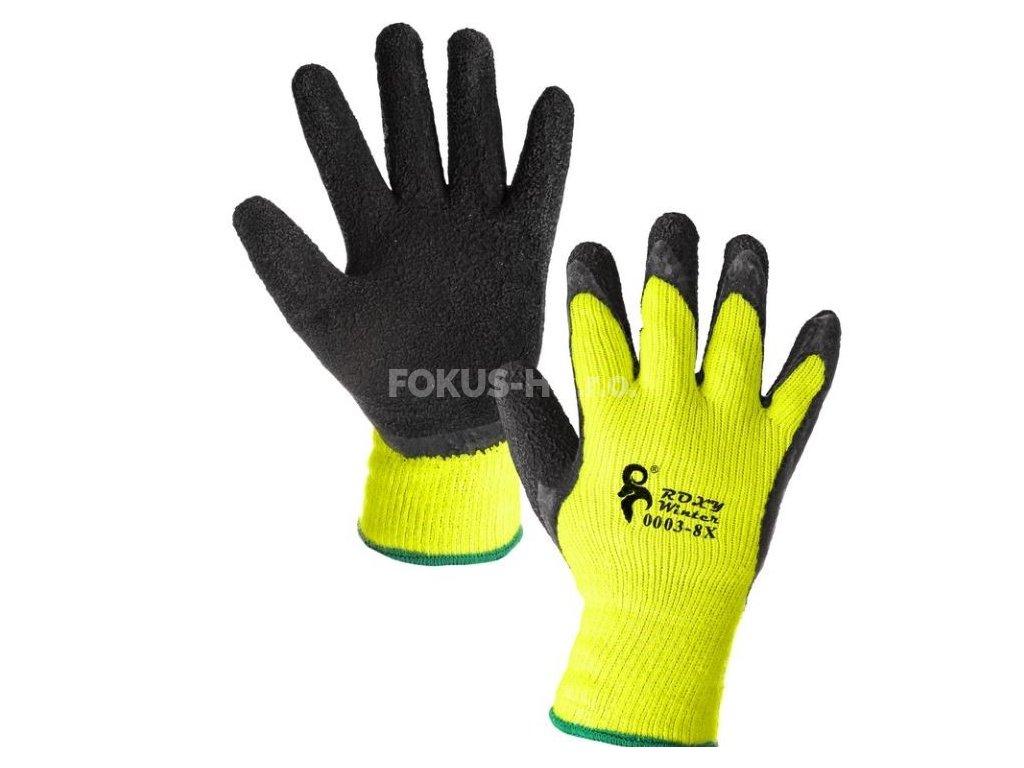 Zimní rukavice ROXY WINTER vel. 8