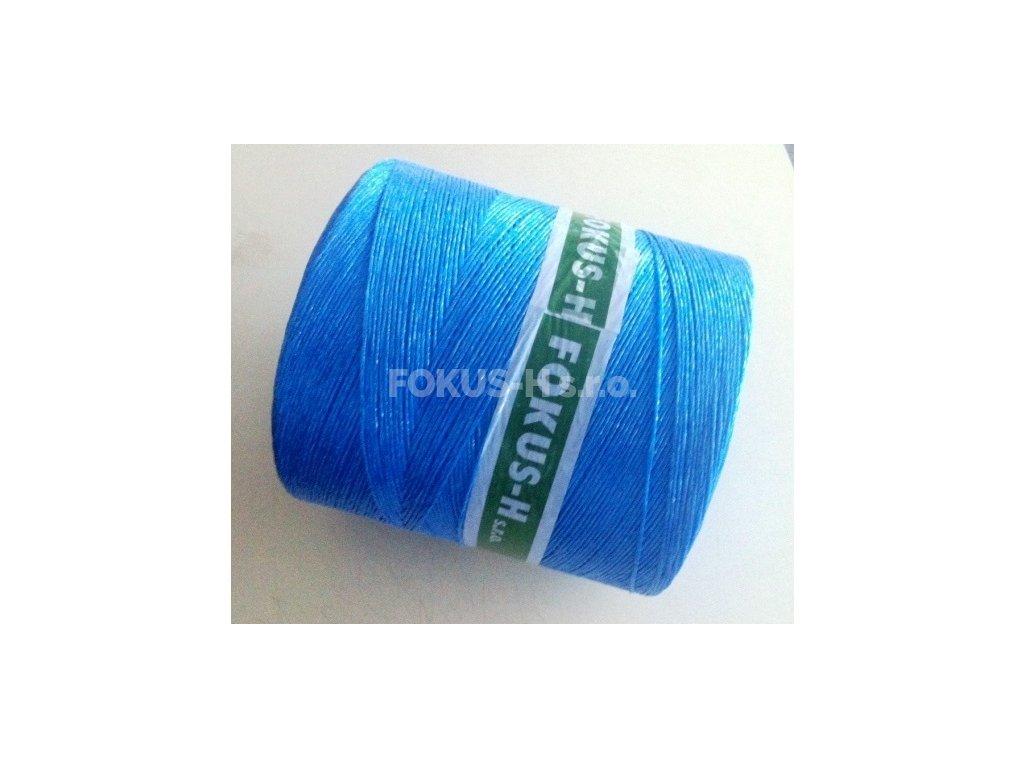 modrý motouz
