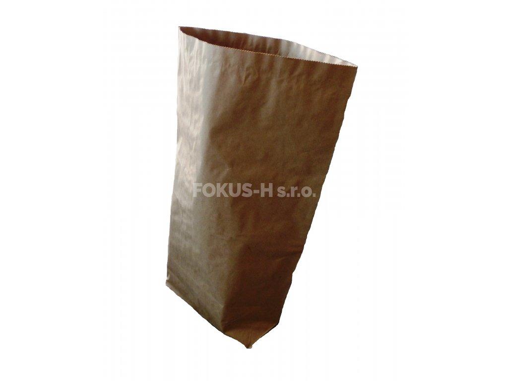 Papírový pytel 55x110x18 cm