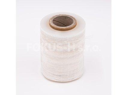 Strečová folie čirá - granát, 10 cm, 17 mic