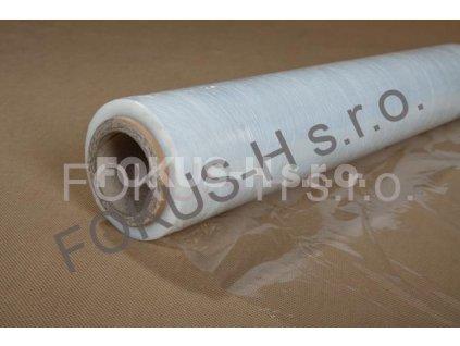 Ruční strečová folie čirá, 50 cm, 1,25 kg, 17 mic