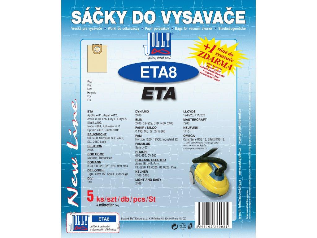 Jolly ETA08