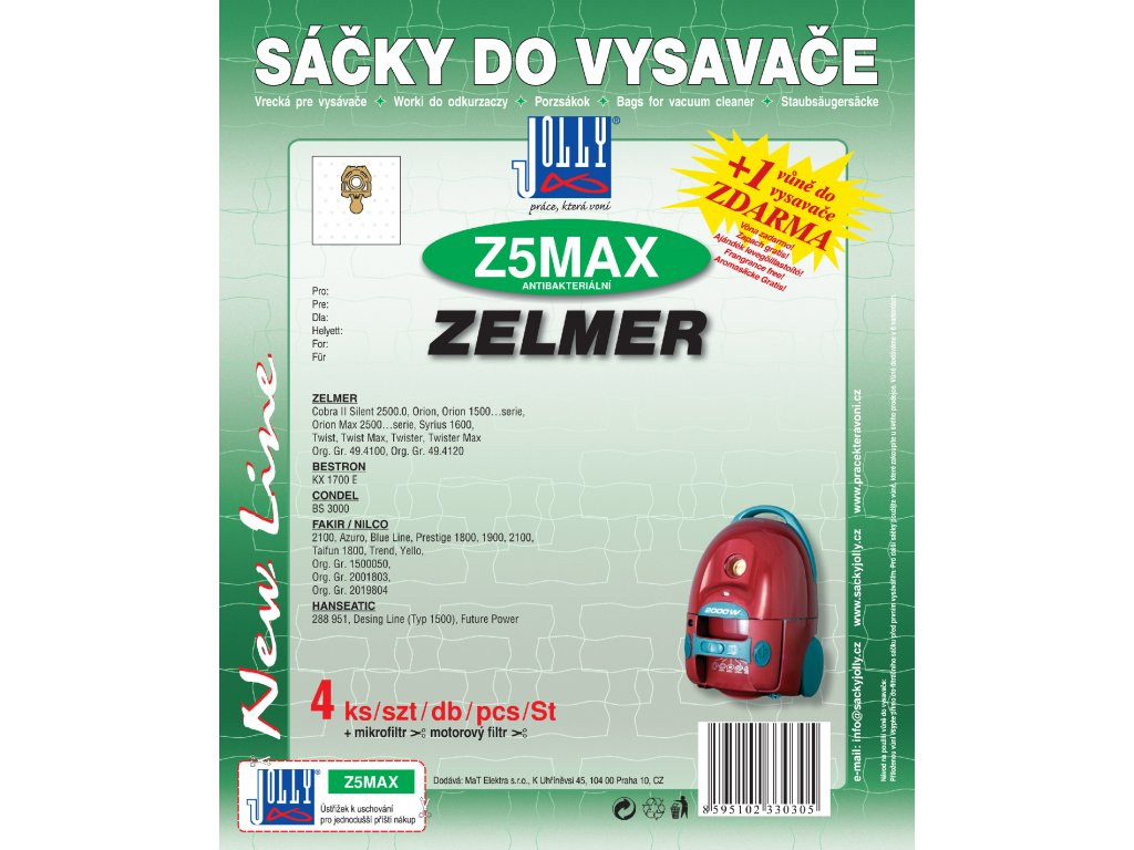 Jolly Z5MAX