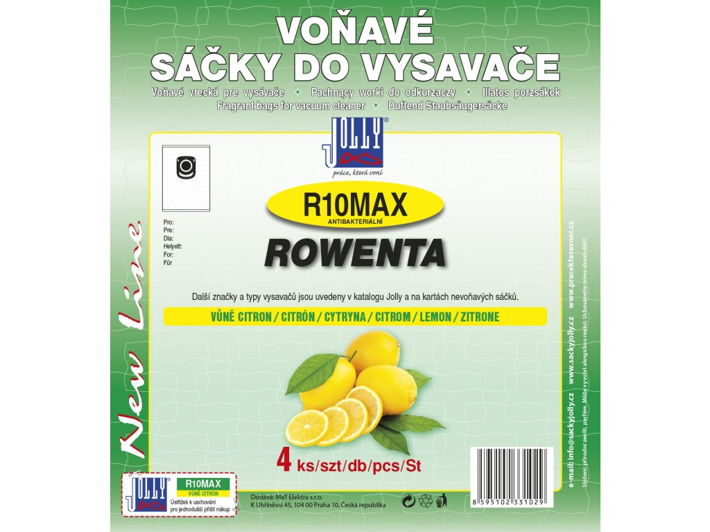 Jolly R10MAX Citron
